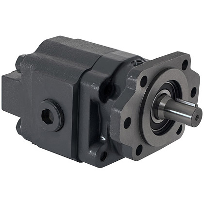 "Picture of H50 Series HydraStar Hydraulic Pump - 2/4 Bolt - 1"" Keyed 1/4 KW Shaft - 2"" Gear Width"