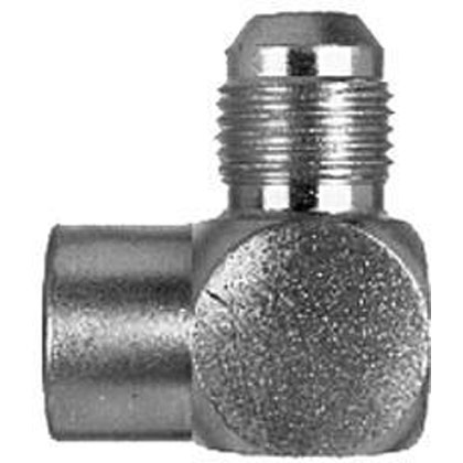 """Picture of 90 Degree Female Elbow - 1"""" Tube OD x 1"""" Female Pipe Thread"""