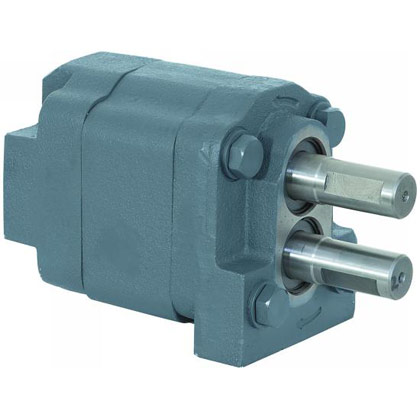 "Picture of Dual Shaft Hydraulic Pump - 2"" Gear"