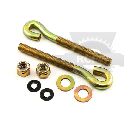 "Picture of Eye Bolt Kit, 1/2 x 5.25"" Spade & Nut - 2PER"