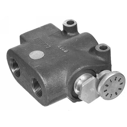 "Picture of Priority Flow Divider Valve - 1"" NPTF"