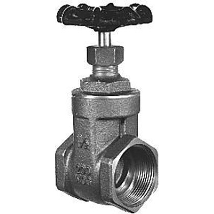 "Picture of Gate Valve - Full Flow - 1/4"" Valve Size"