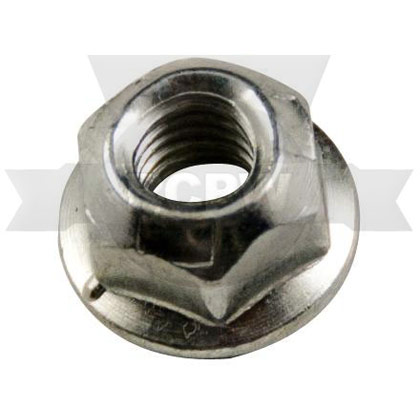 Picture of NUT, SELF-LOCK (6MM)