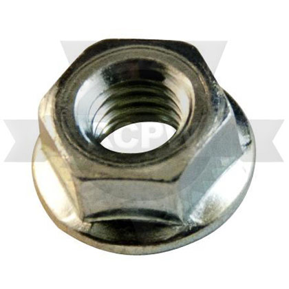Picture of NUT, FLANGE (6MM)