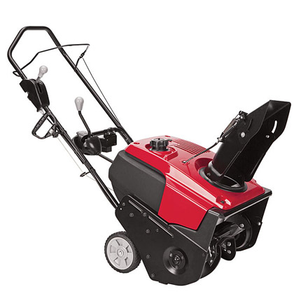 Picture of Single Stage Electric Start Snowblower