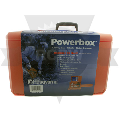 "Picture of HUS ""POWERBOX"" CARRY CASE ASSY"