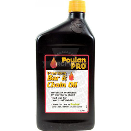Picture of BAR & CHAIN OIL, 1 QUART