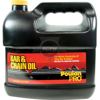 Picture of BAR & CHAIN OIL, 1 GALLON