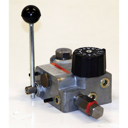 Picture of Hydraulic Spreader Valve Only - 20 GPM - 76 L/Min - 2000 PSI - 140 Bar