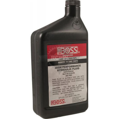 Picture of 1 Quart of Plow Fluid - Oil