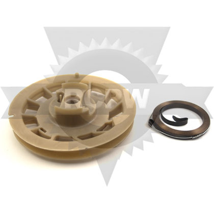 Picture of Recoil Starter Pulley & Spring
