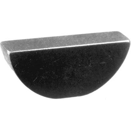 "Picture of Woodruff Key - 1/4"" x 1"""