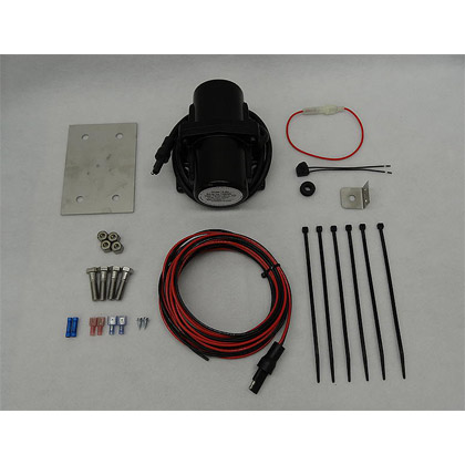 "Picture of 200 lb. ""Sure-Flow"" Salt Spreader Vibrator with Wiring/Installation Kit"