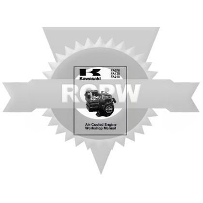 Picture of FA Series Engine Service Manual