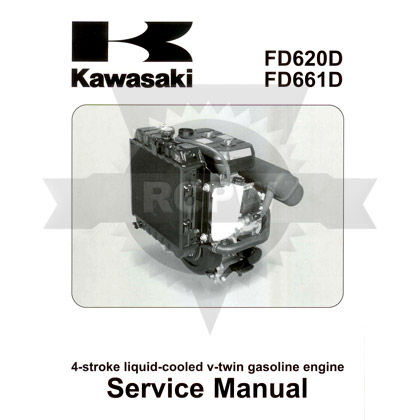 Picture of FD620D-FD661D Engine Service Manual