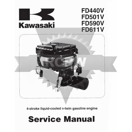 Picture of FD501V-FD611V Engine Service Manual