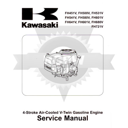 Picture of FH451V-FH721V Engine Service Manual