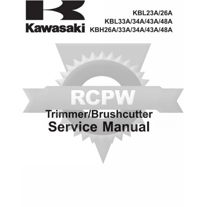 Picture of KBL Series Engine Service Manual