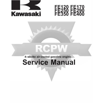 Picture of FE120D-FE400D Engine Service Manual
