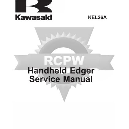 Picture of KEL26A Engine Service Manual