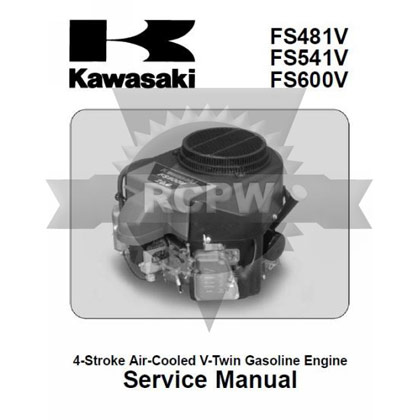 Picture of FS Series Engine Service Manual