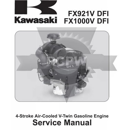Picture of FX921V-FX1000V DFI Engine Service Manual