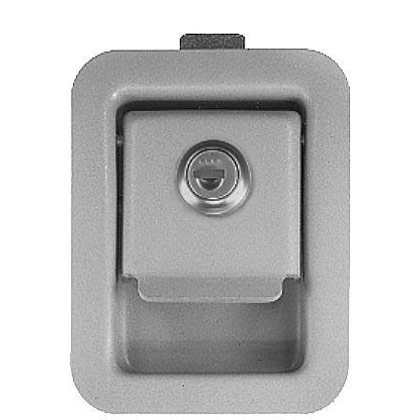 Picture of Locking Junior Size Rust Resistant Steel Single Point Latch