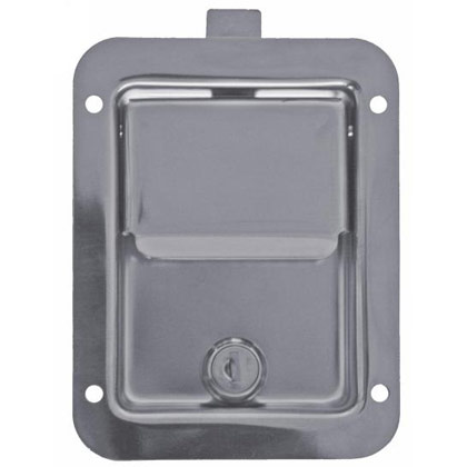 Picture of Locking Stainless Steel Single Point Latch