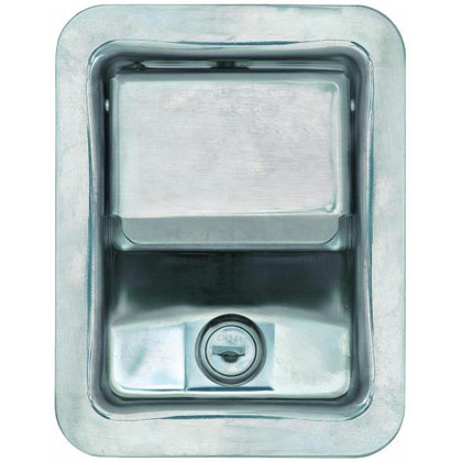 Picture of Stainless Steel Rotary Single Point Paddle Latch