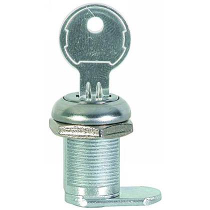 Picture of Cylinder and Key for L3885RLS Paddle Latch