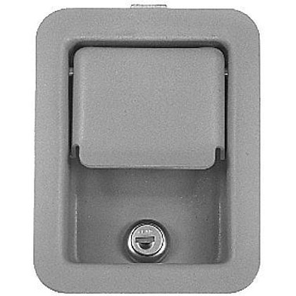 Picture of Locking Rust Resistant Steel Single Point Latch