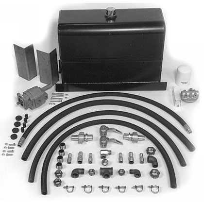 Picture of 50-Gallon Live Floor Wetline Kit - 24 GPM Counterclockwise