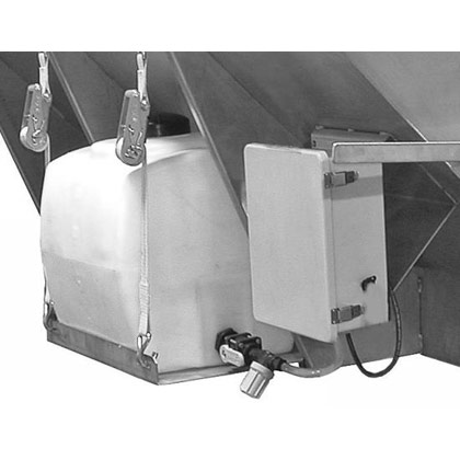 Picture of Buyers 12-Volt Liquid Spray System with Cab Control and 55 Gallon Poly Reservoir