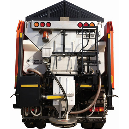 Picture of Buyers 12-Volt Liquid Spray System with Cab Control and Two 400 Gallon Poly Reservoir