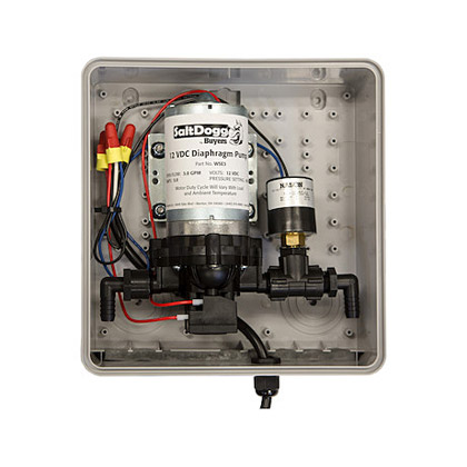 Picture of Buyers 12-Volt Liquid Spray System with Cab Control (No Reservoir)