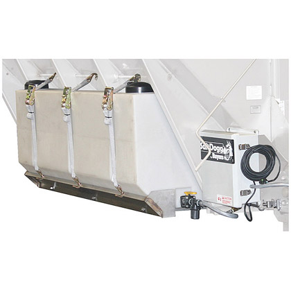 Picture of Buyers 12-Volt Liquid Spray System with Cab Control and Two 105 Gallon Poly Reservoirs