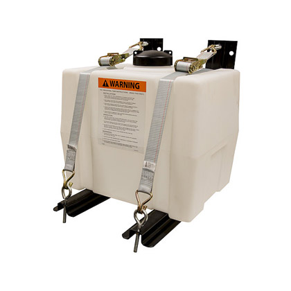 Picture of Buyers 12-Volt Liquid Spray System with Cab Control and 30 Gallon Poly Reservoir