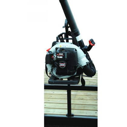 Picture of Backpack Leaf Blower Trailer Rack