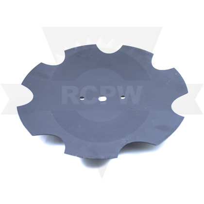 Picture of Disc Blade with holes