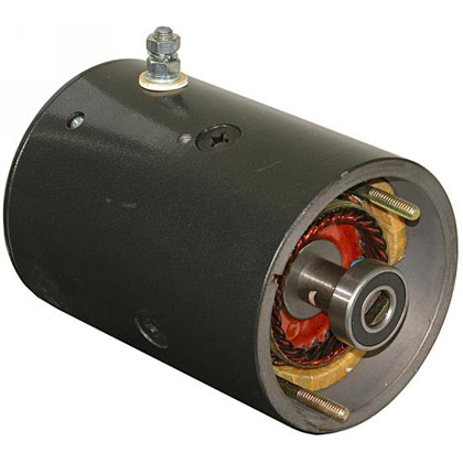 Picture of Clockwise Rotation Motor - Less Drive End
