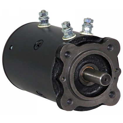 Picture of 12V DC Motor - Bi-rotational Motor