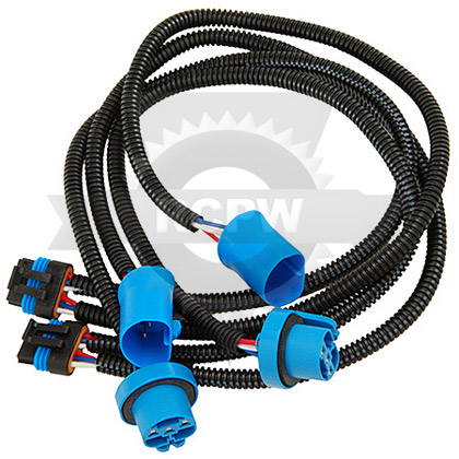 Picture of Adapter - Harness Kit - GMC / Ford / Dodge / Toyota