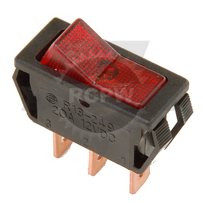 Picture of Rocker Switch
