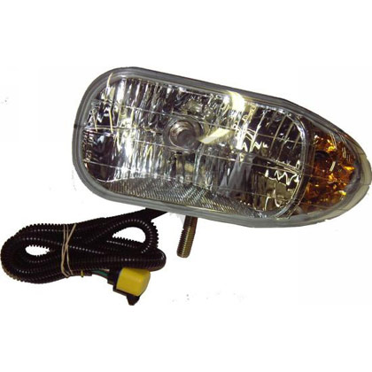 Picture of Snow Plow Light - Driver Side (Limited Supply, Soon to be Discontinued)