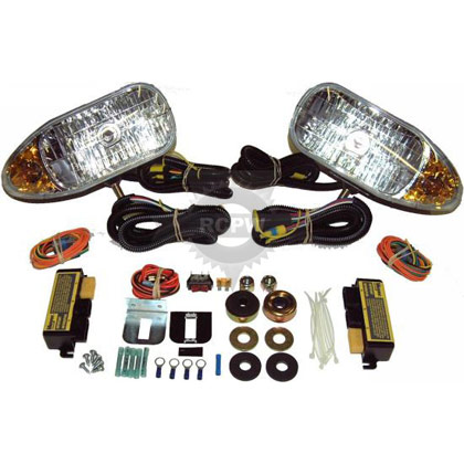 Picture of Nite Saber 1 Headlight Kit with Modules (Discontinued Item -- FIVE LEFT IN STOCK)