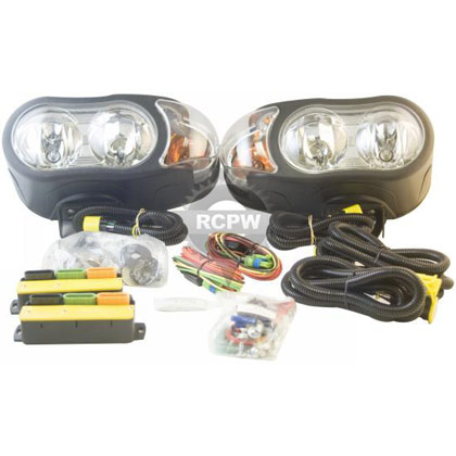 Picture of Nite Saber 2 Headlight Kit w/ 07548 Modules - Old Style - Only 1 Left