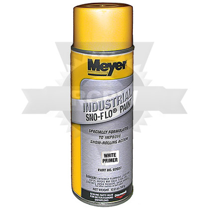 Picture of Case of Meyer Yellow Spray Paint (12 Cans)