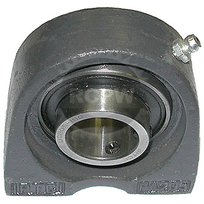 "Picture of 1"" Tapped Base MDV Bearing"