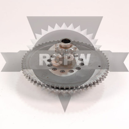 Picture of SPROCKET ASSY-DBL