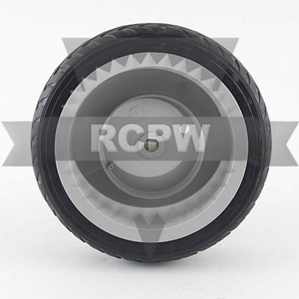 Picture of WHEEL-COMP GRAY PL